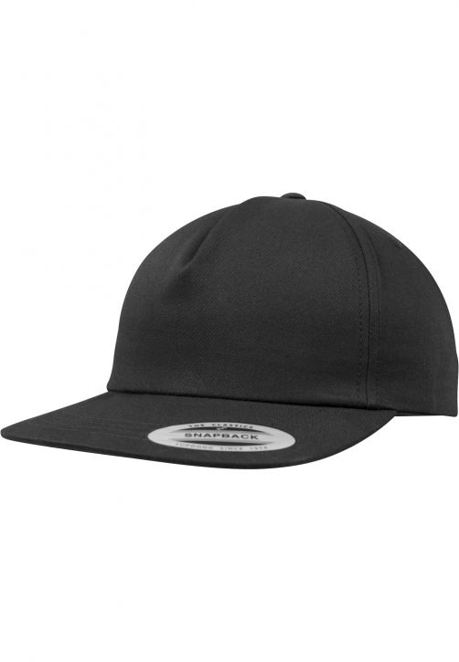 Unstructured 5-Panel Snapback