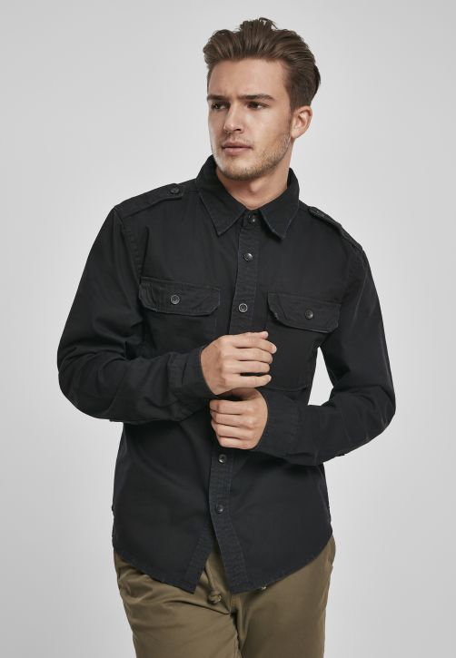 Vintage Shirt longsleeve