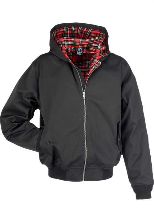 Hooded Lord Canterbury Jacket