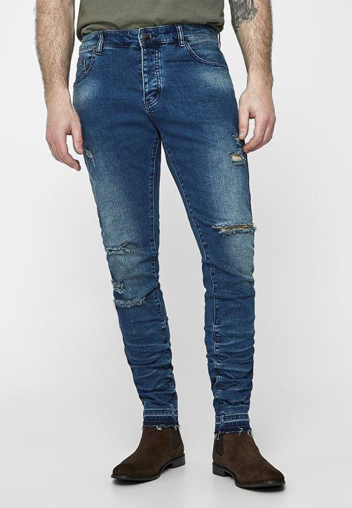 ALLDD Stacked Ian Denim Pants