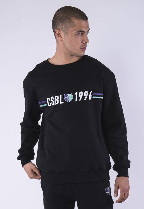 CSBL Insignia Semi Box Crewneck