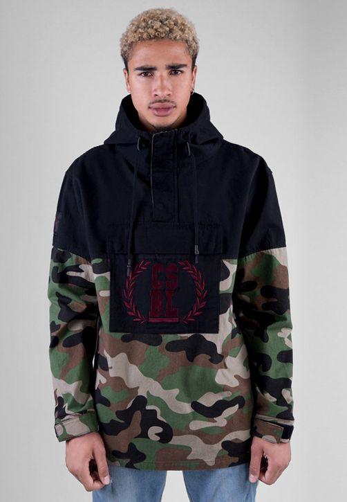 CSBL Justice N Glory Anorak Jacket