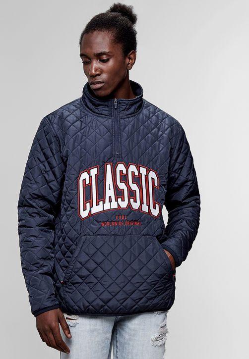 CSBL Worldwide Classic Half Zip Jacket