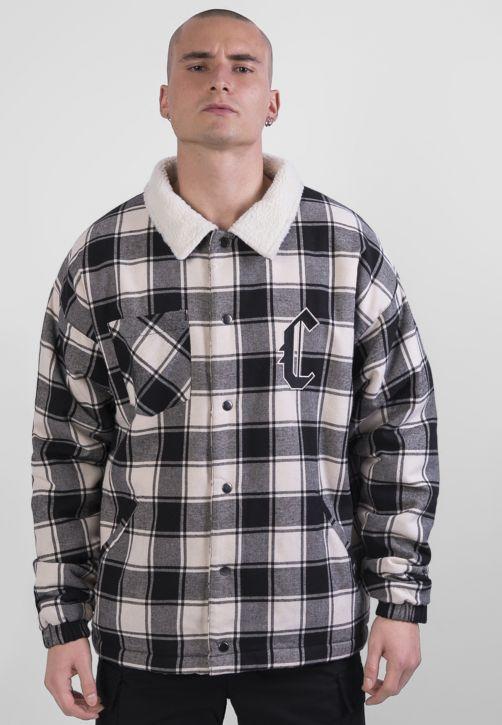 CSBL Blackletter Flannel Box Jacket