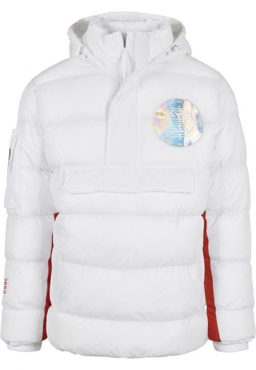 CSBL Mission Control Half Zip Puffer Jacket