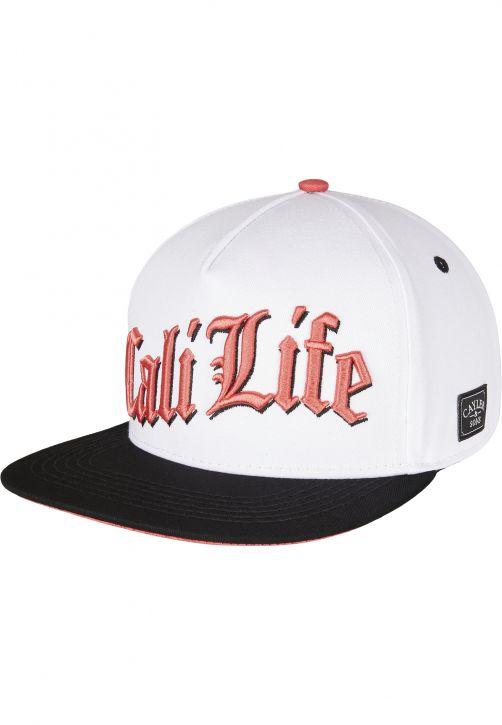 CALI LIFE Snapback Cap