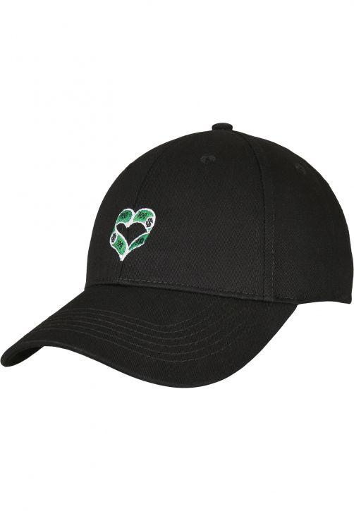 MONEY HEART Curved Cap