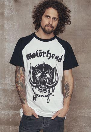 Motörhead Everything Louder Raglan Tee