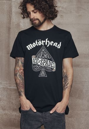 Motörhead Ace of Spades Tee