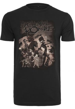My Chemical Romance On Parade Tee