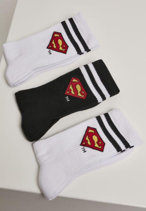 Superman Socks 3-Pack