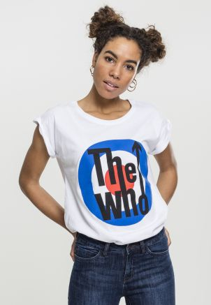 Ladies The Who Classic Target Tee