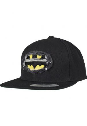 Destroyed Batman Snapback