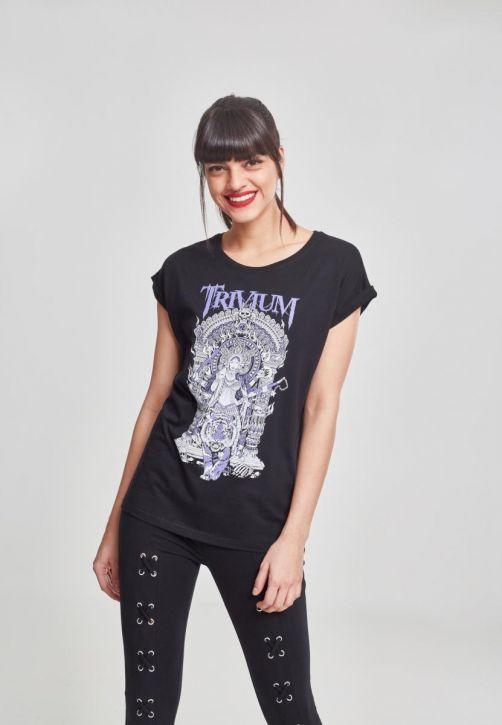 Ladies Trivium Durga Tee