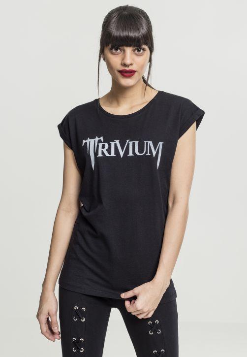Ladies Trivium Logo Tee