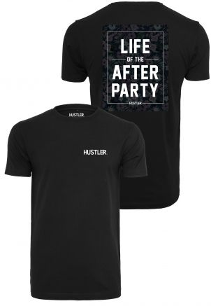 Hustler Afterparty Tee