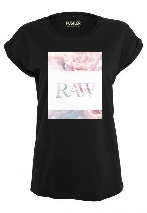Ladies Hustler Raw Tee