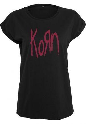 Ladies Korn Logo Tee