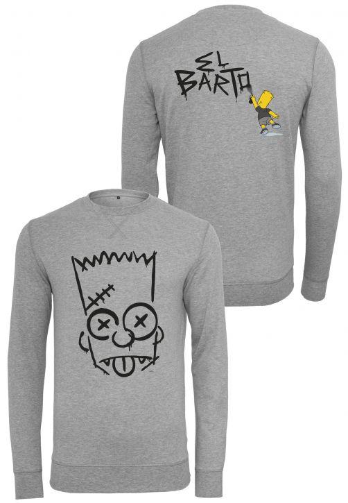 Simpsons Graphity Crewneck