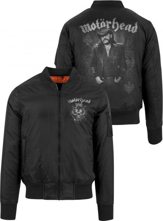 Motörhead Lemmy Bomber Jacket