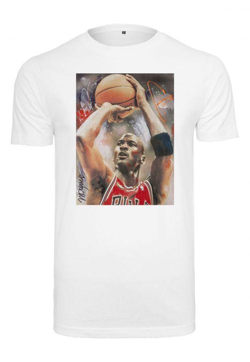 Michael Basketball Tee