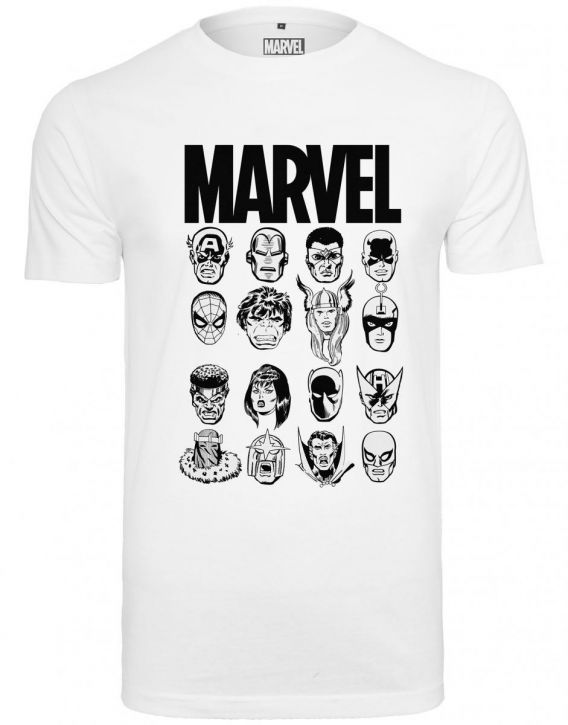 Marvel Crew Tee