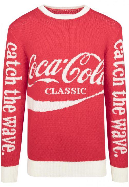 Ladies Coca Cola Xmas Sweater