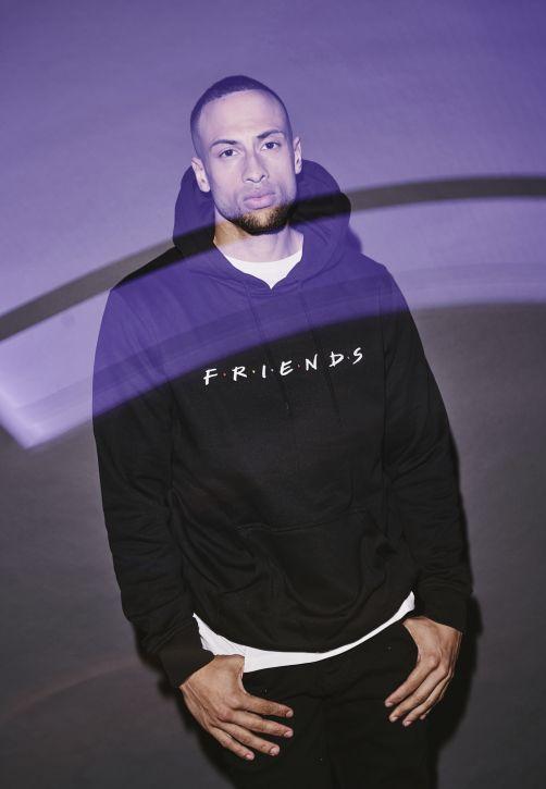 Friends Logo EMB Hoody