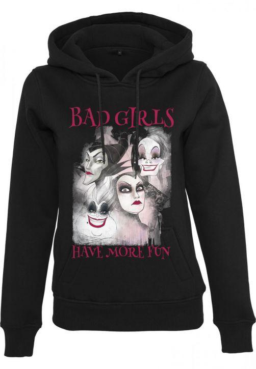 Ladies Bad Girls Have More Fun Hoody