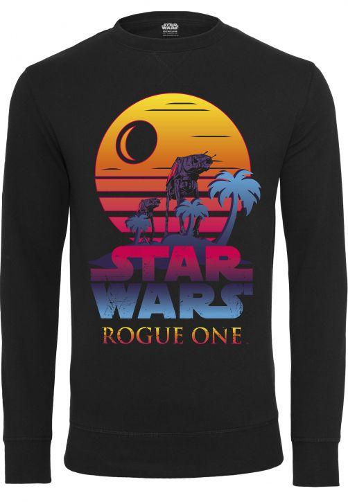 Rogue One Logo Sunset Crewneck