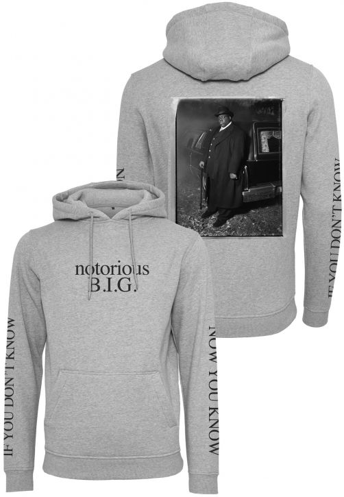 Notorious Big You Dont Know Hoody