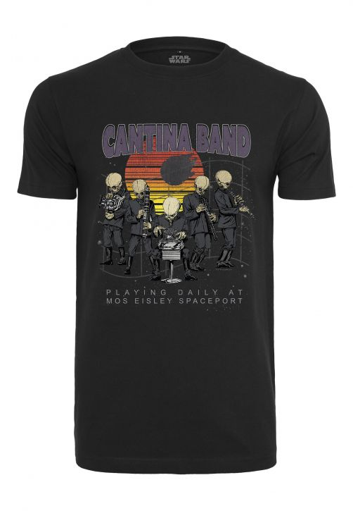 Star Wars Cantina Band Tee