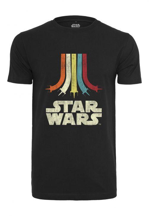 Star Wars Rainbow Logo Tee