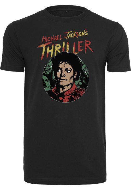Michael Jackson Thriller Portrait Tee