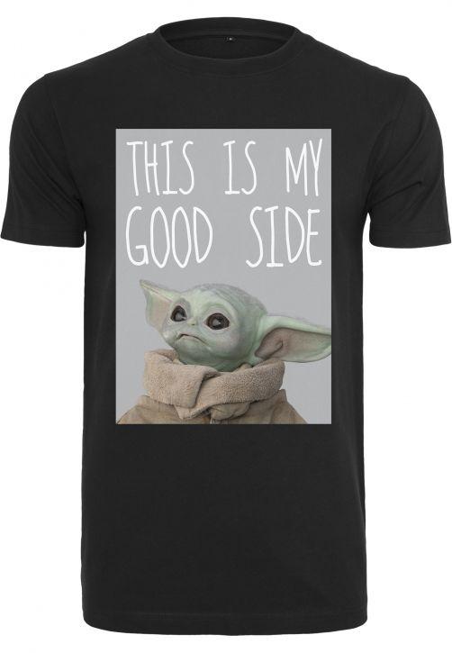 Baby Yoda Good Side Tee