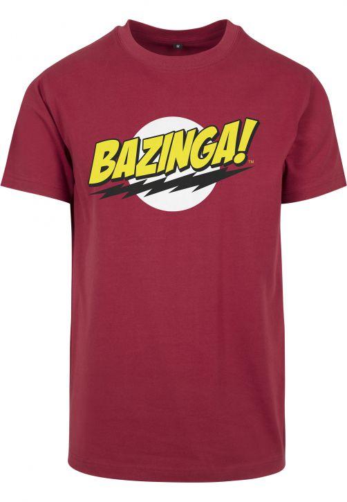 Big Bang Theory Bazinga Tee