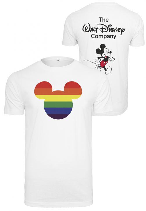 Mickey Mouse Rainbow Pride Tee