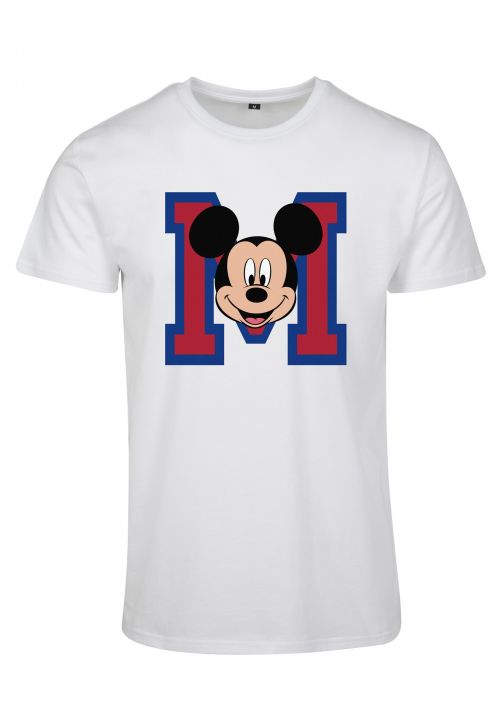 Mickey Mouse M Face