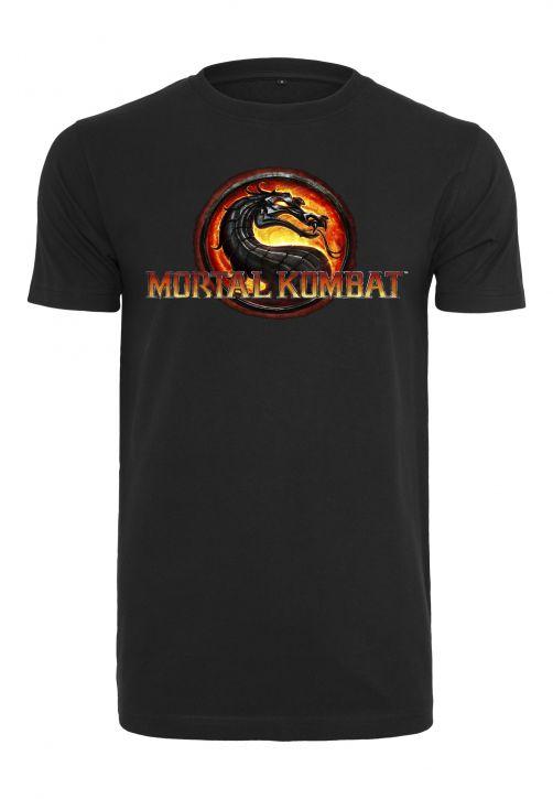 Mortal Kombat Logo Tee