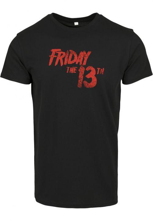 Friday The 13th Logo Tee