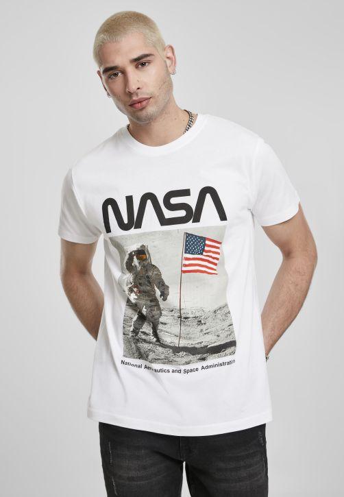 NASA Moon Man Tee