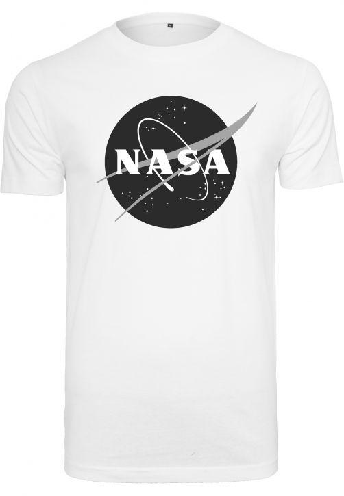 NASA Black-and-White Insignia Tee