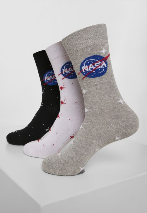 NASA Insignia Socks 3-Pack