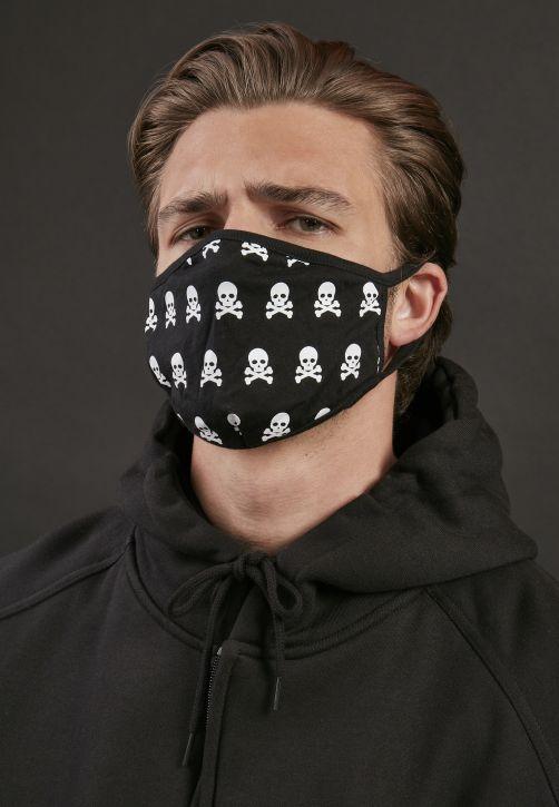 Skull Face Mask 2-Pack
