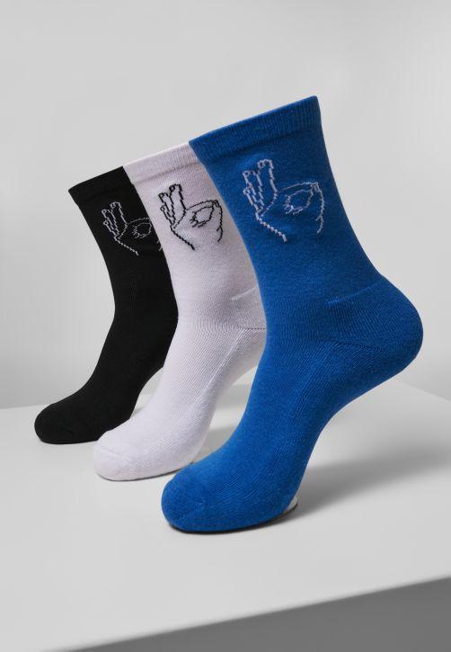 Salty Socks 3-Pack