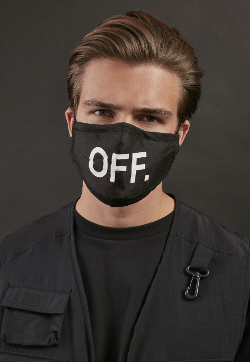 Face Mask OFF 2-Pack