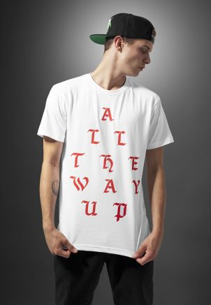 All The Way Up Tee