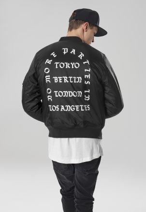 LA Bomber Jacket
