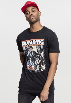 Run DMC King of Rock Tee