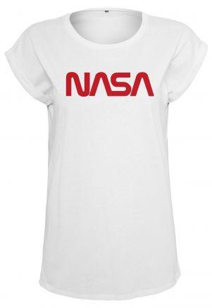 Ladies NASA Worm Tee